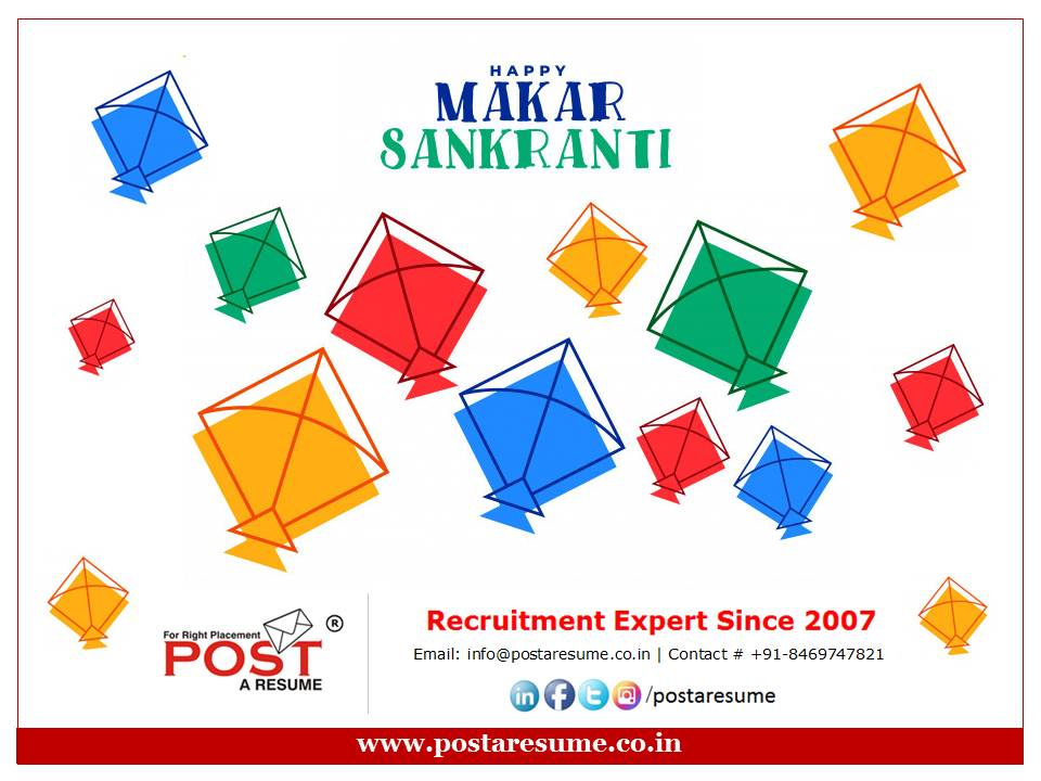 kite festival greetings from post a resume hr consultancy